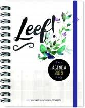 LEEF! Agenda 2018 - klein