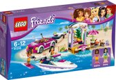 LEGO Friends Andrea's Speedboottransport - 41316