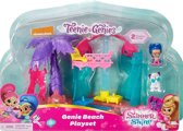 Fisher-price Shimmer En Shine Speelset Beach Groen