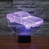 LED Sfeerverlichting Car - Touch-bediening 15
