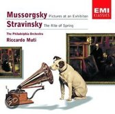 Riccardo Muti/Philadelphia Orchestra - Mussorgsky: Pictures At An Exhibition, Stravinsky: The Rite Of Spring