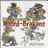 Schimpnamen van Noord-Brabant