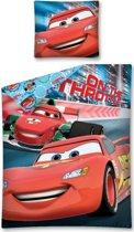 Cars Throttle Dekbedovertrek - Eenpersoons - 140x200 cm - Multi