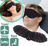 3D Slaapmasker ( Comfortabel, Rustgevend)