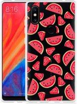 Xiaomi Mi Mix 2S Hoesje Watermeloen