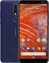 Nokia 3.1 Plus - 32GB - Blauw
