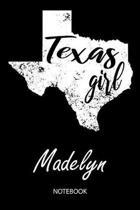 Texas Girl - Madelyn - Notebook