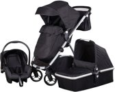 X-Adventure Roady - Kinderwagen - Black