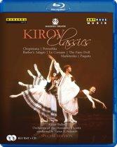7 Balletten Kirov Classics Blu Rayen Dvd En Cd