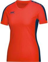 Jako Striker Indoor Shirt Dames - Shirts  - oranje - 34