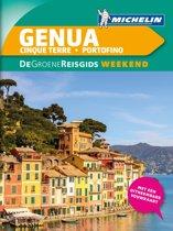 De Groene Reisgids Weekend - Genua,Cinque Terre,Portofino