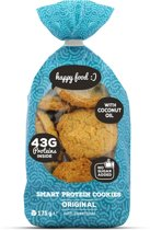 Body & Fit Smart Protein Cookies - Suikerarme eiwitkoekjes - 1 pak (21 cookies) - Original
