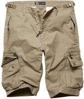 Vintage Industries Gandor shorts olive