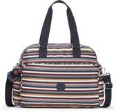 Kipling July Bag Reistas - 21 L - Multi Stripes