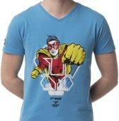LIGER X Elvis/Superman- Limited Edition van 360 stuks - T-Shirt - Maat M