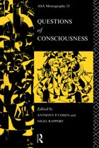 Questions of Consciousness