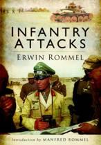 Boek cover Infantry Attacks van Erwin Rommel (Paperback)