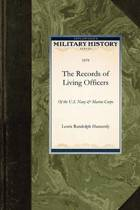 The Records of Living Officers of the U.