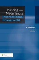 Inleiding tot het Nederlandse internationaal privaatrecht - 11e druk