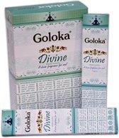Goloka Divine wierookstokjes 15 grams