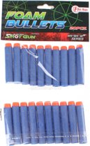 Toi-toys Black Series Munitieset 20-delig Blauw/rood