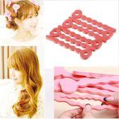 Soft Foam Hair Curler Haarkrulset - Haarrollers / Haarkrullers / Krulspelden Set - Foam Papillotten - Krullen - Hair Foam Rollers - Schuim Papillot 6 Stuks