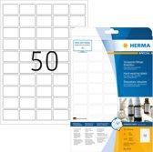 HERMA 8338 Wit Zelfklevend printerlabel printeretiket