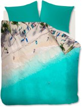 BH ST Beach Day Aqua Blue 140x200/220