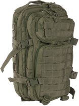 US Assault Pack SM olive