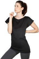 Dames T-shirt van Elle Sport - zwart
