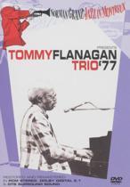 Tommy Flanagan Trio - Live (dvd)