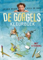 Boekomslag van 'De Gorgels - Gorgels Kleurboek'