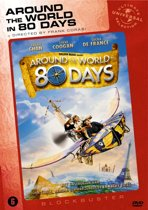Around The World In 80 Days (2004) (dvd)