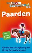 Het Grote Basisschool  Spel - Spreekbeurtvragen Paarden