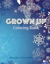 Grown Up Coloring Book 13