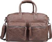 Cowboysbag The Bag schoudertas - Elephant Grey