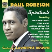 Paul Robeson: Spirituals