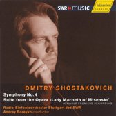 Symph. Nr.4/Suite From The Opera 'Lady Macbeth Of