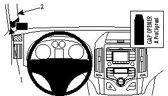 Brodit left mount high voor Hyundai i30 08-09