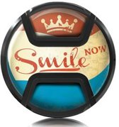 Kaiser Lens Cap Snap-On Style Smile Now 49mm