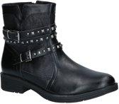 Jana Zwarte Boots  Dames 39