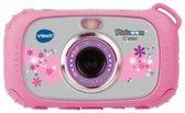 Afbeelding van VTech Kidizoom Touch Roze - Kindercamera speelgoed