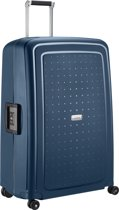 Samsonite S'Cure Dlx Spinner Reiskoffer - 81 cm - Midnight Blauw