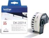 Label etiket brother dk-22214 12 mm x 30.48 m therm wt