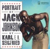 Portrait of Jack Johnson