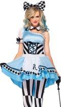 Leg Avenue 'Psychedelic Alice' sexy kostuum Maat M