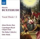 Buxtehude: Vocal Music Vol.2
