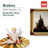 Encore: Brahms Violin  Sonatas/ Angel Version