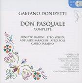 Corpo Di Ballo Ed Orch Del Teatro'S - Don Pasquale