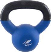 Rucanor Kettlebell - 4 kg - Blauw